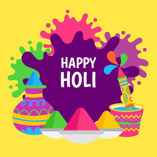Holi Discount Offer for All Glass Orders - 25%