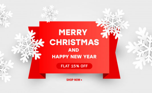 Christmas - New Year Special discount for all Glass & Mirrors