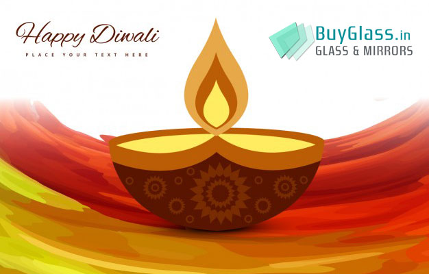 Diwali festival dhamaka Special discount offer for Glass & Mirrors