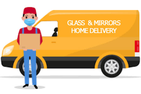 Normal Glass Delivery - resumed since all Covid-19 related restrictions have been lifted