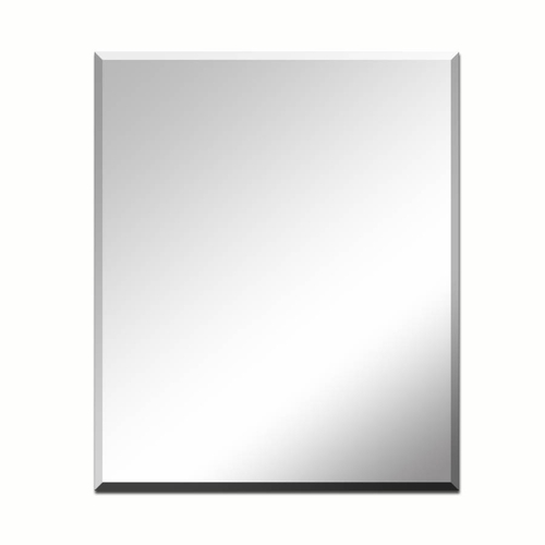 Buy Rectangle Shape Mirror with Beveled edge (06mm thickness)