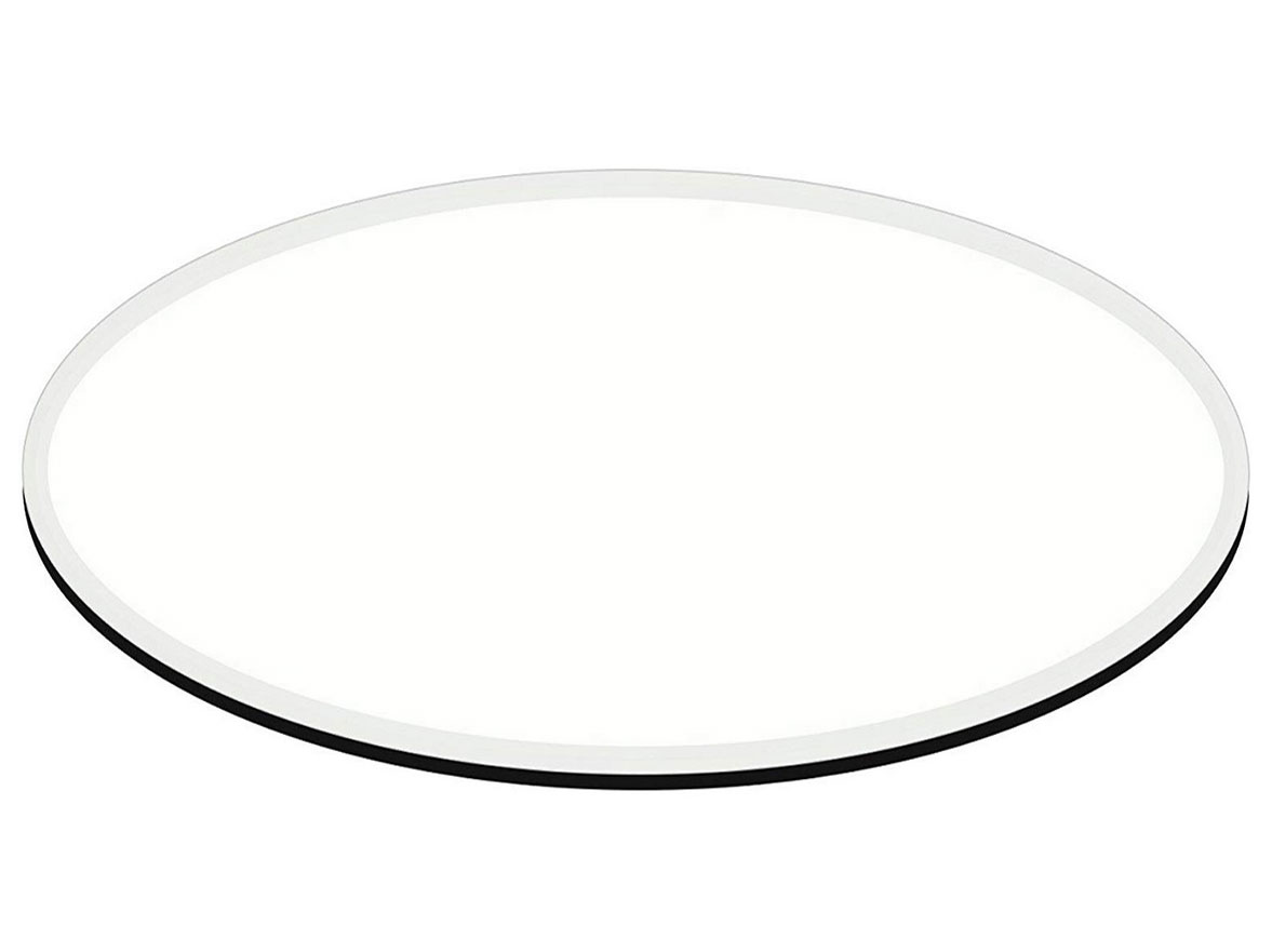 Buy 10 mm Oval (Elliptical) Clear Glass Tempered Table Top with Beveled Polished edge
